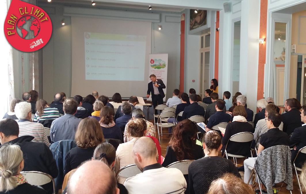 Plan Climat : 1er forum partenaires le 24 avril